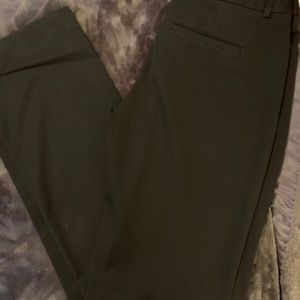 Black Express Design Studio Dress Pants Size 6R